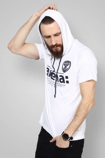 MAX Hooded T-Shirt