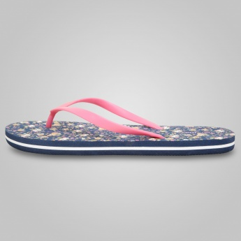MAX Floral Printed Slippers