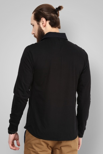 MAX Reversible Polo Neck T-Shirt