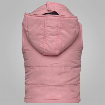 MAX Sleeveless Quilted Jacket
