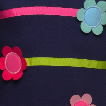 MAX Flower Detail Top