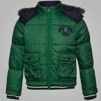 MAX Quilted Full Sleeves Jacket