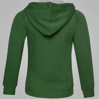 MAX Merry Christmas Full Sleeves Hooded Sweatshirt