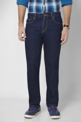 MAX Faded Low Rise Slim Fit Jeans