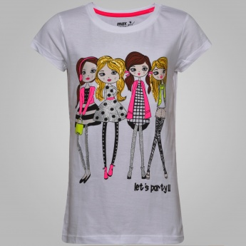MAX Party Dolls Top