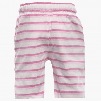 MAX Striped Shorts