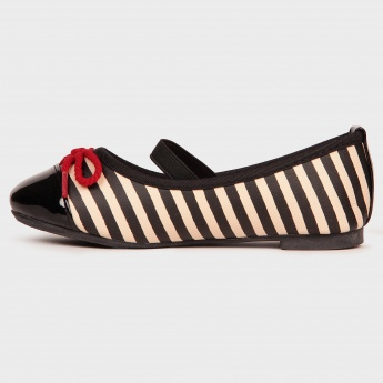 MAX Striped Mary-Jane Bellies