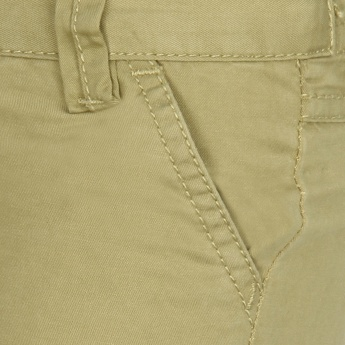 MAX Solid Cotton Pants