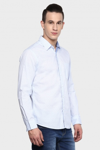 MAX Printed Full Sleeves Shirt