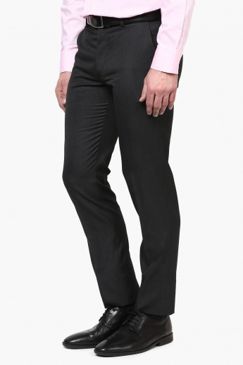 MAX Flat Front Formal Trousers