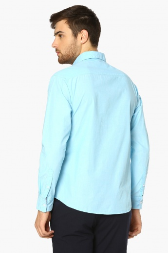 MAX Full Sleeves Cotton Shirt