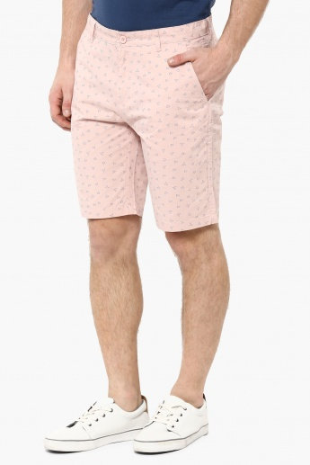 MAX Printed Casual Shorts