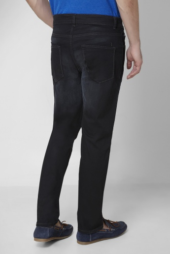 MAX Skinny Fit Darts Faded Jeans