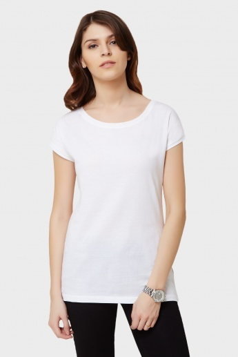 MAX Solid Short Sleeves T-Shirt