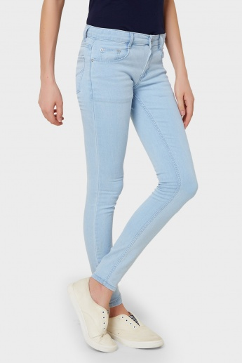 MAX Low Rise Skinny Jeans